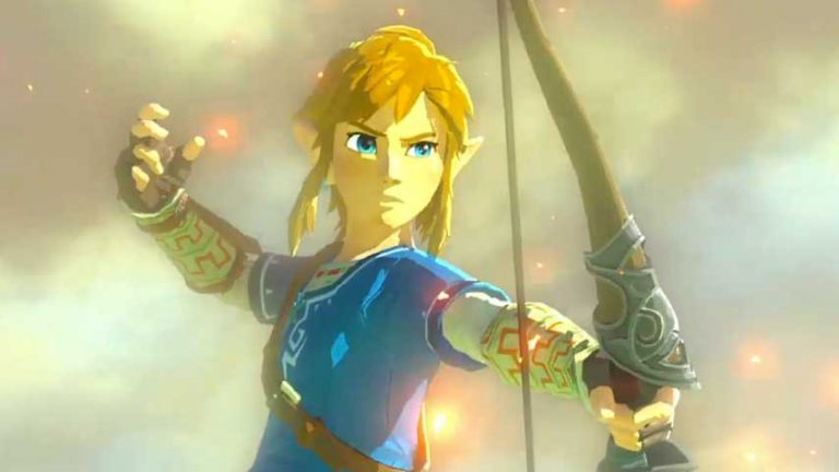 """Miyamoto says that The Legend of Zelda for Wii U is not an """"open world"""" game"""