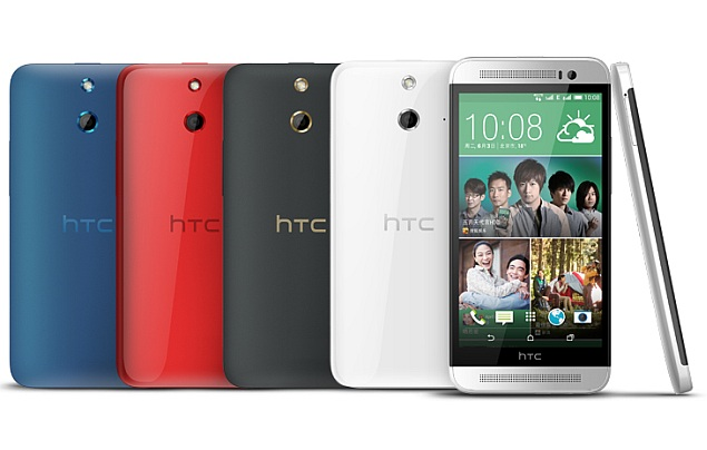 HTC launches One E8 smartphone in India