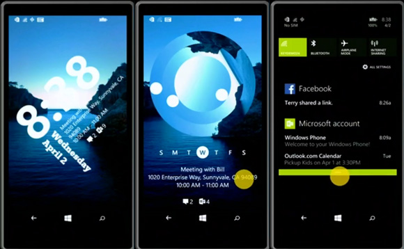 New lockscreen beta app for Windows Phone 8.1 smartphones to be launched soon