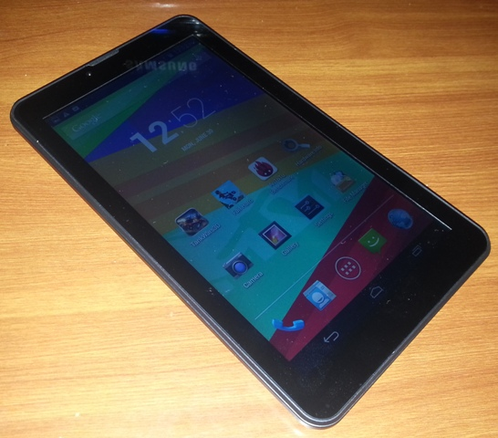 Swipe MTV Slash 4X Android Tablet Review
