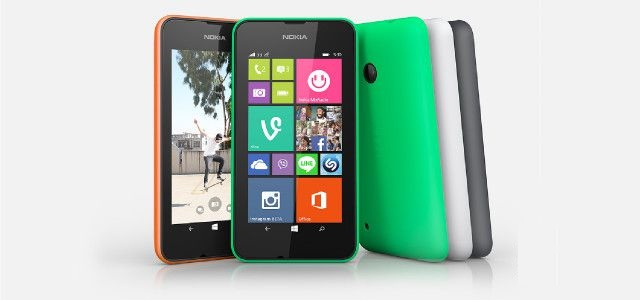 Nokia Lumia 530 Windows Phone 8.1 launched by Microsoft