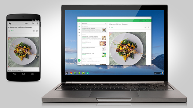 Google introduces first set of Android Apps for Chrome OS