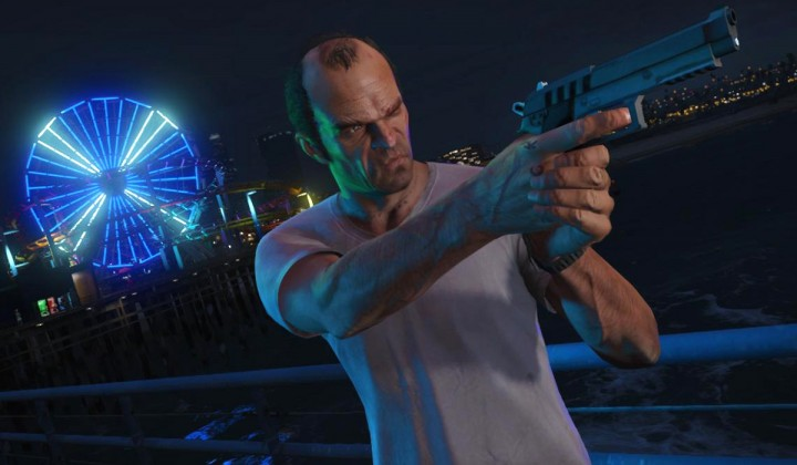 GTA 5 release date on PC announced