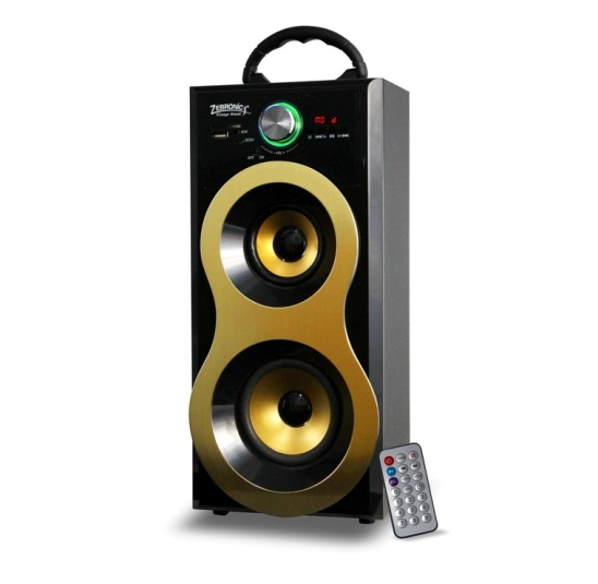Zebronics unveils Zebronics Bliss, a portable tower speaker
