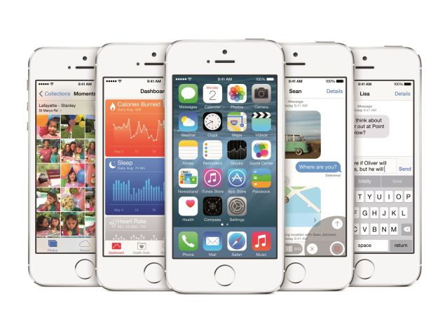 Apple iOS 8 available for download