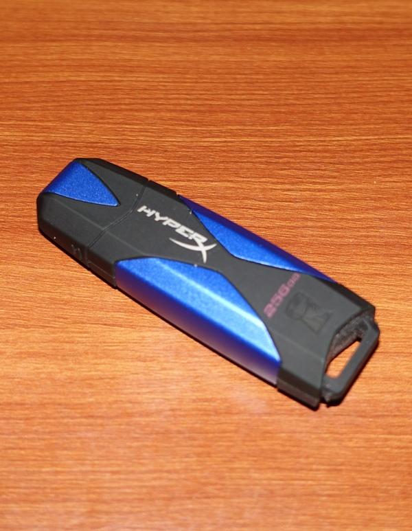 Kingston HyperX 256GB 3.0 Pen Drive Review