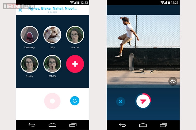 Skype Qik video chat app for Android, iOS and Windows Phone launched by Microsoft