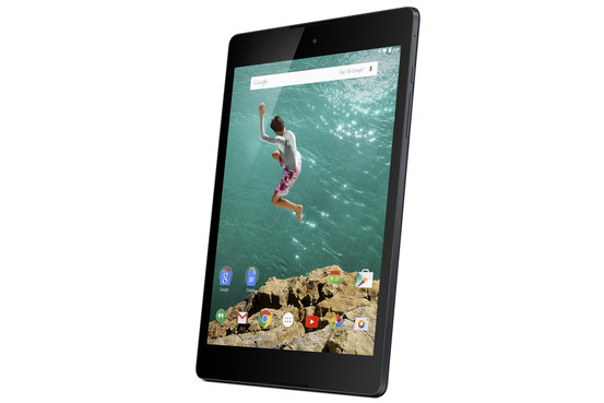 Nexus 9 tablet with Android Lollipop OS unveiled by Google