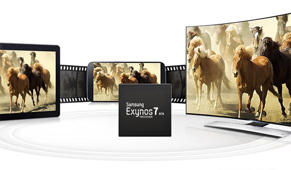 Samsung Exynos 7 Octa 20nm 64-bit Cortex-A57/A53 unveiled