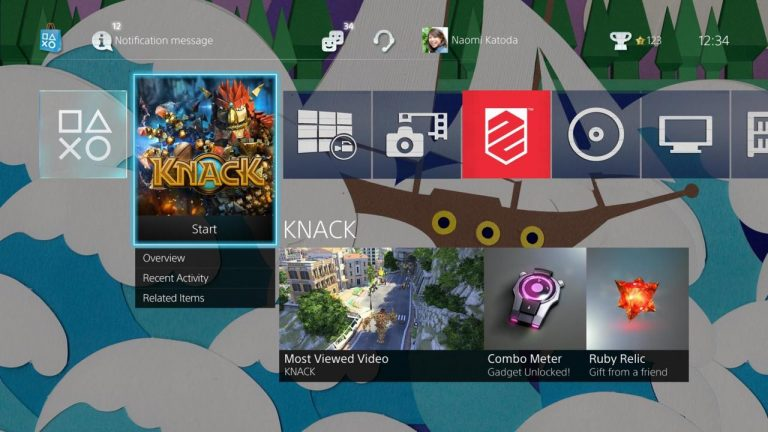 PS4 firmware update 2.0 to bring music playback,  themes and many more things