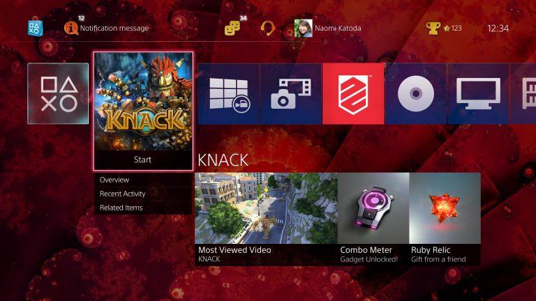 PS4 Firmware Update 2.0 coming next week