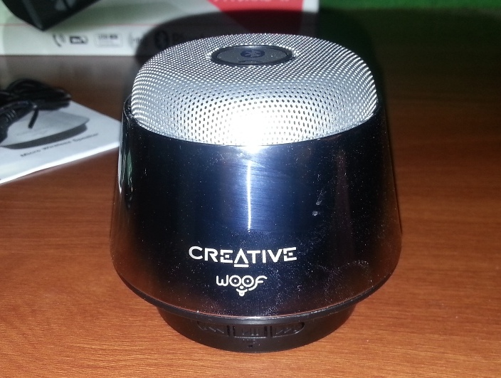 Creative Woof Micro Wireless Speaker Review