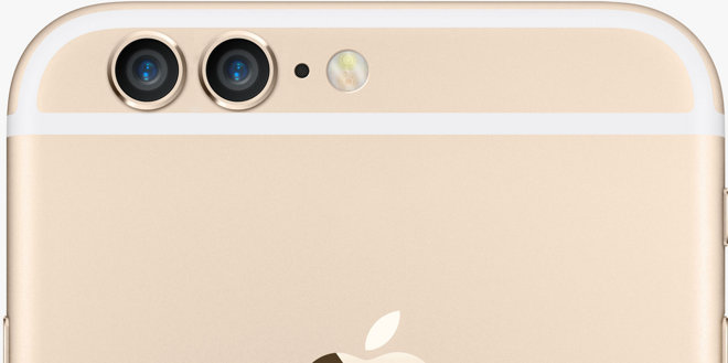 Next iPhone model to sport a camera module with two lenses
