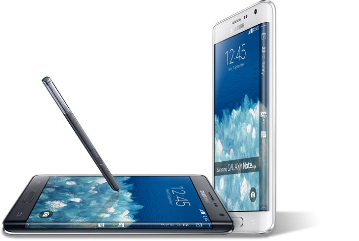 Samsung Galaxy Note Edge available for pre-order