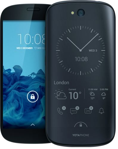YotaPhone 2 Dual-screen smartphone arrives in Europe this month