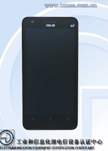 Asus X002 smartphone with 64-bit compatibility and 4G/LTE support