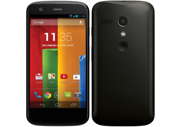 Moto G smartphone to get Android Lollipop update soon