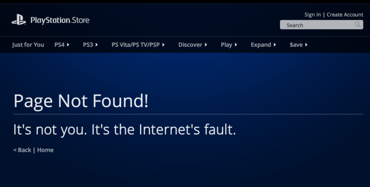 PlayStation Network down following Lizard Squad cyber-attack