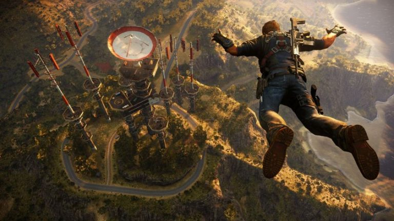 Just Cause 3 screenshosts unveiled