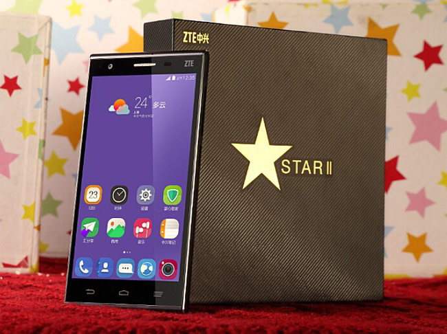 ZTE Star 2 4G LTE voice controlled smartphone launched