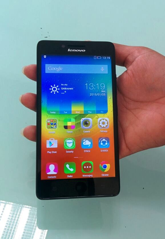 Leaked Images of upcoming Lenovo A6000 budget Android Smartphone