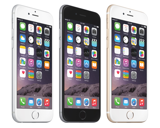 Apple might have sold 69M iPhones at the end of 2014 breaking all records
