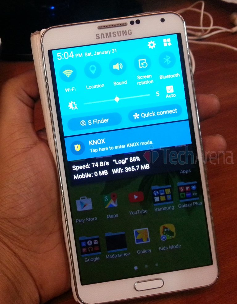 How to install Android 5.0 Lollipop OS on Samsung Galaxy Note 3 N900