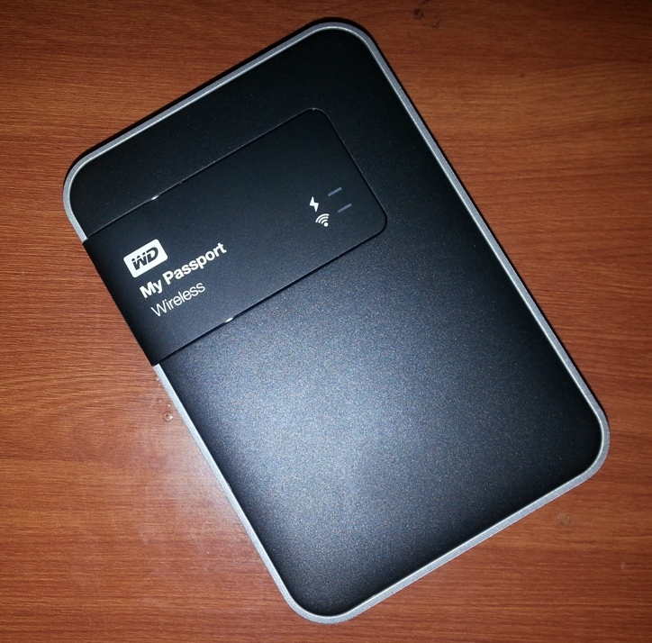 How to change IP address of WD My Passport Wireless 1TB
