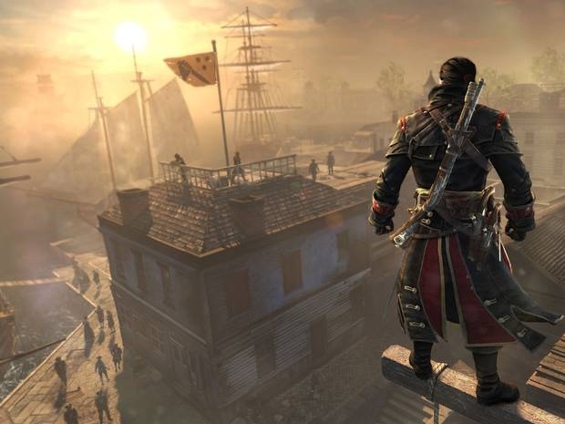 New Assassin's Creed game supports eye-tracking