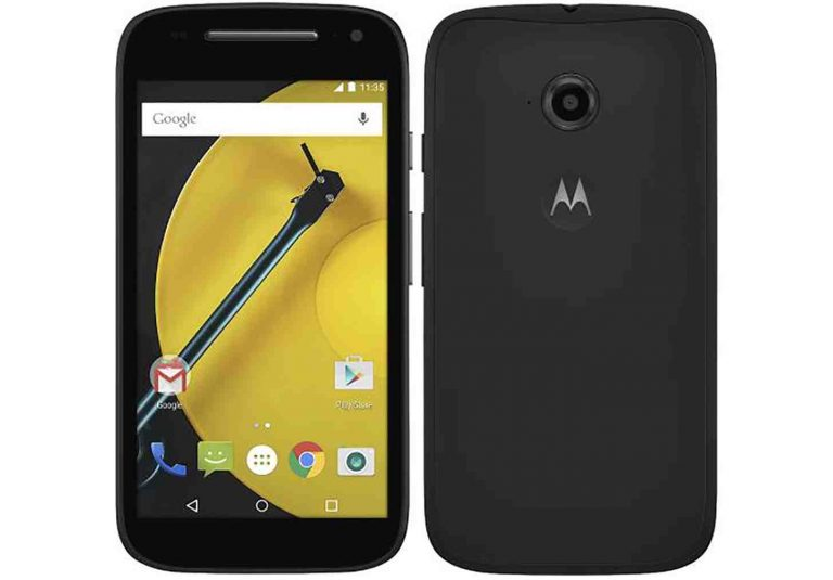 Moto E 2nd-gen smartphone now comes with Android Lollipop