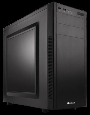 Corsair unveils entry level Carbide 100R and 100R silent cases