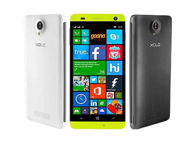 Lava Xolo Win Q1000 5-inch Windows Phone 8.1 announced