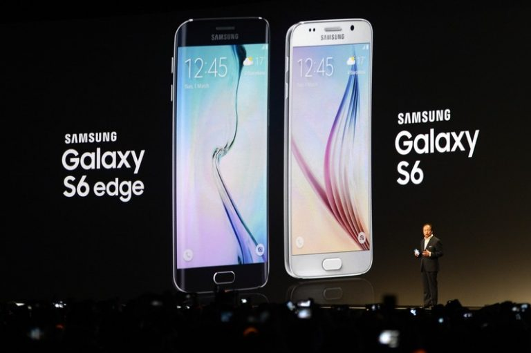 Samsung unveils the Galaxy S6 and Galaxy S6 Edge in Barcelona