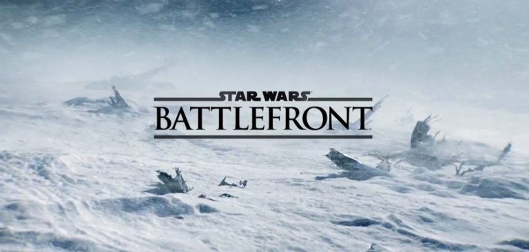Star Wars: Battlefront is finally revealing in April 2015
