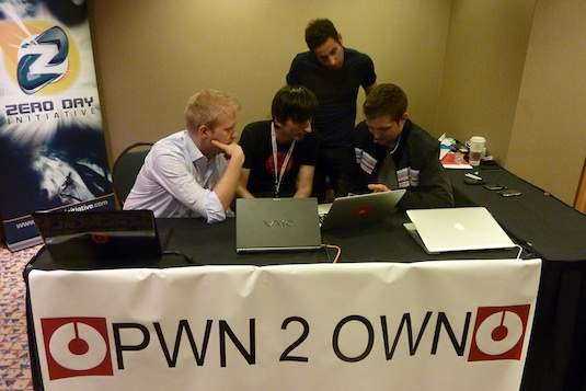 Firefox, Chrome, IE, Safari exploited at Pwn2Own contest