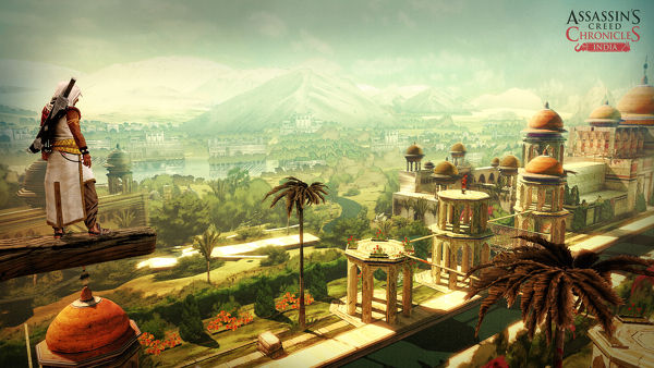 Assassin's Creed Chronicles is a three-part series set in China, India, Russia