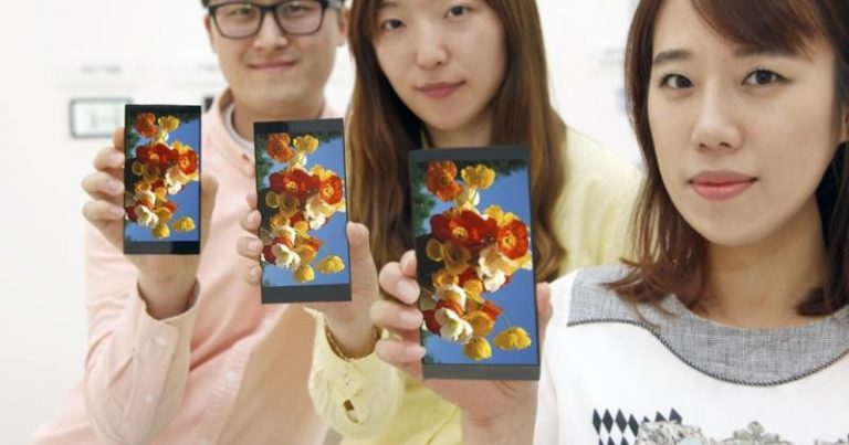 LG Display smartphone announced with 5.5-inch QHD LCD Panel